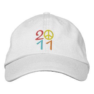 Clase de 2011 gorra de beisbol