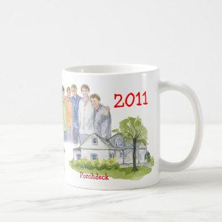 clase de 2011 taza de café