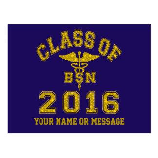 Clase de 2016 BSN Postal