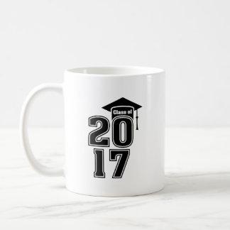 Clase de 2017 taza de café