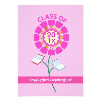 Clase de…, celebración de la graduación invitación 12,7 x 17,8 cm