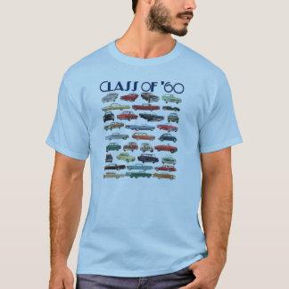 Clase de 'de camiseta clásica 60 coches