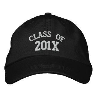 CLASE de gorra bordado 201X Gorras De Beisbol Bordadas
