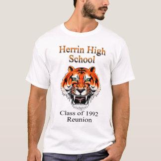 Clase de Herrin de la camiseta 92