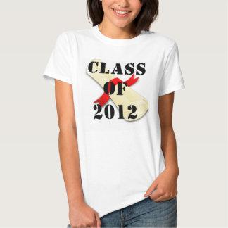 Clase de la camisa 2012