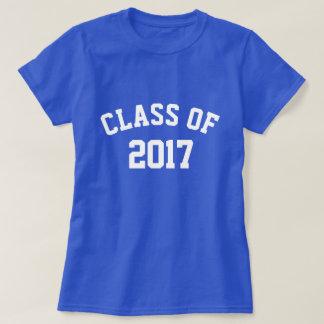 Clase de la camiseta de 2017 mujeres (más colores)