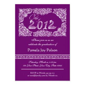Clase de la celebración 2012 de la graduación anuncios personalizados