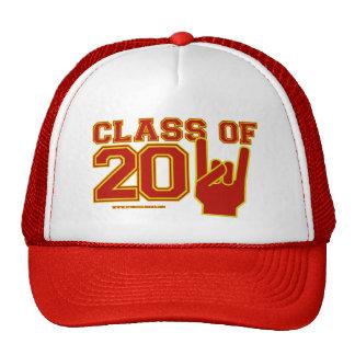 Clase de la graduación 2011 gorra