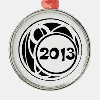 Clase de la graduación tribal 2013 ornamento de reyes magos