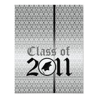 Clase de la invitación 2011 de la graduación ST302
