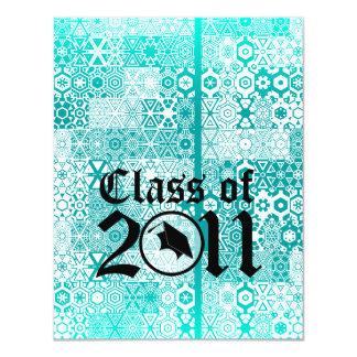 Clase de la invitación 2011 de la graduación ST304
