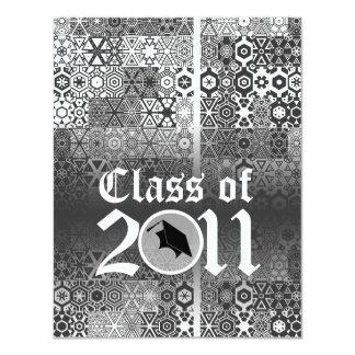 Clase de la invitación 2011 de la graduación ST305
