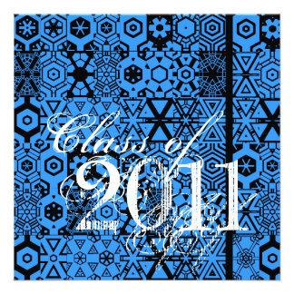 Clase de la invitación 2011 de la graduación TXB24