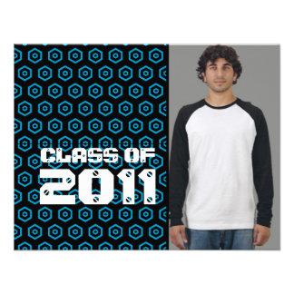 Clase de la invitación 2011 de la graduación TXPX2