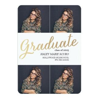 CLASE de la invitación 2015 de la graduación de la