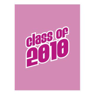 clase de la postal rosada 2010