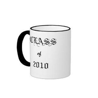 ¡CLASE de la taza 2010!