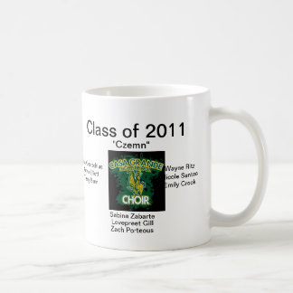 Clase de la taza 2011