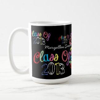 Clase de la taza 2013 de la tipografía de la