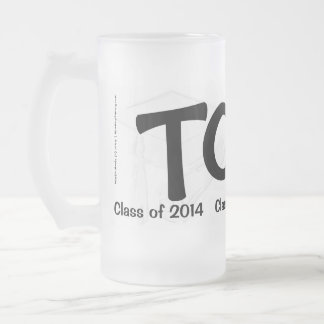 Clase de la taza 2014 de la graduación