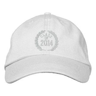 Clase de su bordado de los laureles del año gorra de beisbol
