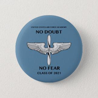 Clase de USAFA de botón del lema de 2021 clases