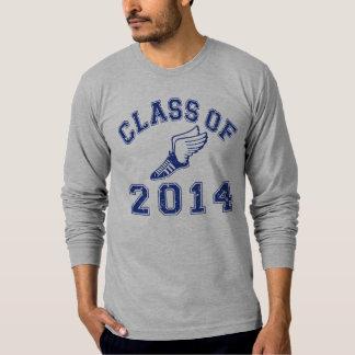 Clase del atletismo 2014 camisetas