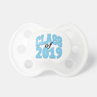 Clase del azul 2019 chupete