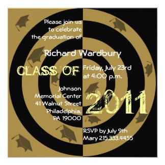 Clase del círculo 2011 del oro de la invitación CG