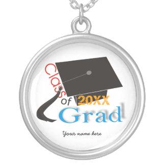 Clase del collar 2011 de la plata del casquillo de