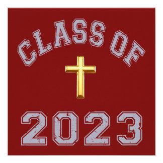 Clase del cristiano 2023 cruzado - gris 2 comunicado personal