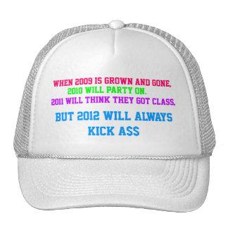 clase del gorra 2012