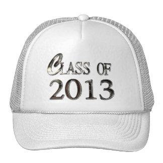 Clase del gorra 2013 de la graduación