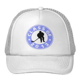 Clase del hockey 2013 gorras de camionero