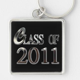 Clase del llavero 2011 de la graduación
