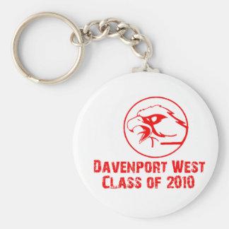 Clase del oeste de Davenport del llavero 2010