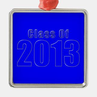 Clase del ornamento 2013 ornamento de navidad