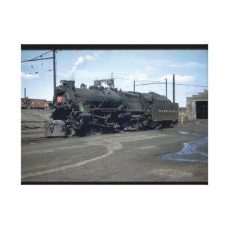 Clase eléctrica GG1 #4859_Trains de PRR Impresión En Lienzo