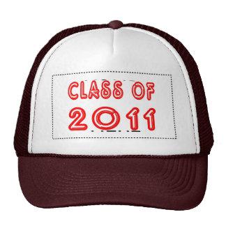 Clase fresca de 2011 gorro