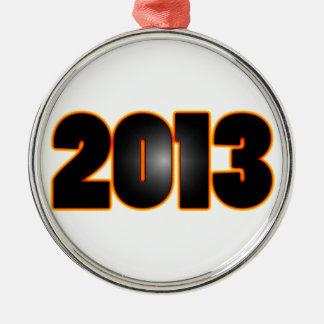 Clase fresca del fuego de 2013 ornamento de navidad