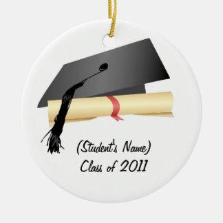 Clase personalizada de ornamento de 2011 navidad ornamentos de reyes