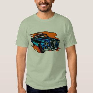 CLASSIC CAR CAMISETAS