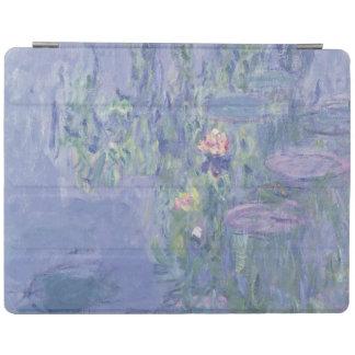 Claude Monet el   Waterlilies Cover De iPad