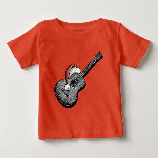 Claus acústico camiseta de bebé