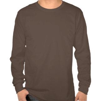 Clave de barras de Mgr de la construcción Camisetas