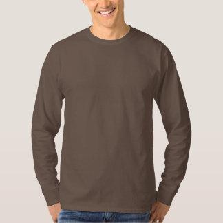 Clave de barras de Mgr de la construcción Camiseta