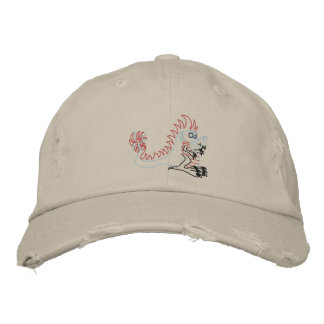 clave el dragón gorra de beisbol bordada