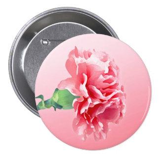Clavel rosado pins