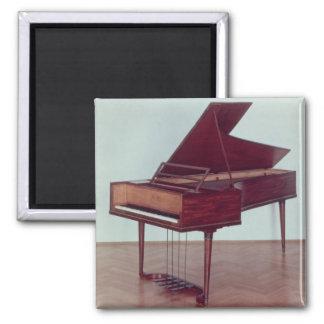 Clavicordio que pertenece a Ludwig van Beethoven Imanes