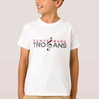 Clef agudo de los Trojan de Centerburg Camiseta